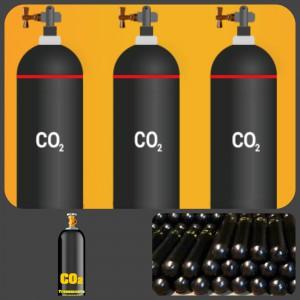 Углекислота в баллонах