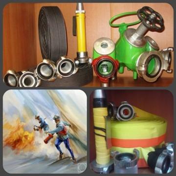 Снаряжение, оборудование по пожарно-прикладному спорту