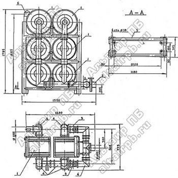 Регенеративная установка РУ-150 6