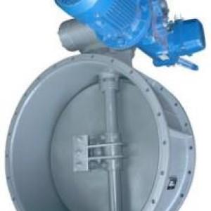 Клапан герметический ИА 01009-800 с электроприводом