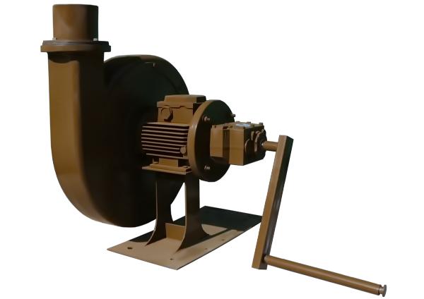 Вентилятор ЭРВ 600/300 0,55*3000
