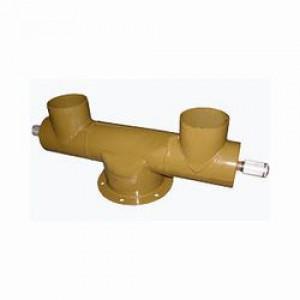 Клапан герметический сдвоенный ГК-2-100
