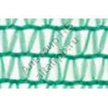 Фасадная сетка (1,5x10; 4x25; зеленый)