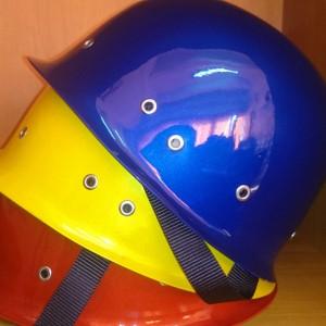 Каска спортивная для соревнований по пожарно-прикладному спорту