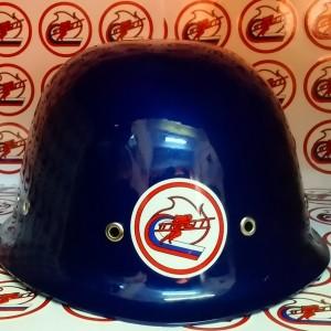 Каска с эмблемой пожарно-прикладного спорта