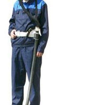 Противогаз шланговый ПШ-1С с ШМП–1, шланг ПВХ, одна линия, в сумке