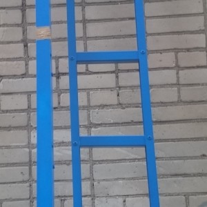 Лестница-палка спортивная для соревнований по пожарно-прикладному спорту (складная)