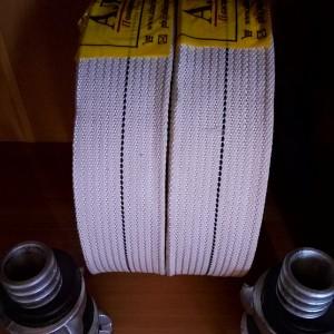 Пара спортивных рукавов в сборе с ГР-50 (Ротт) и КН-50  (цвет белый)