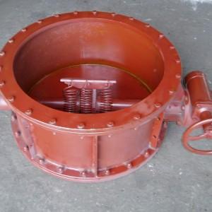 Клапан герметический ИА 01010-300 с ручным приводом